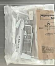 FLUGZEUG-MODELLBAUKASTEN  TURBOLET L410  1/72 bagged - $15.50
