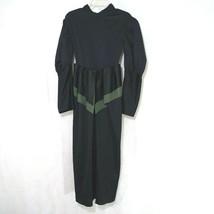 Rubies Wizard of Oz Wicked Witch Costume Dress Gown Girls Size S Black - $10.93