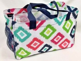 Thirty-One All-In-One Organizer Tote, Diamond Print - $7.59