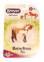 Breyer Stablemates Horse Crazy: Paint Horse Figurine New in Package - $8.88