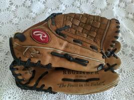 Rawlings 11 Inch Left Handed Leather Glove Ken Griffey Jr RBG224BFR - $29.09