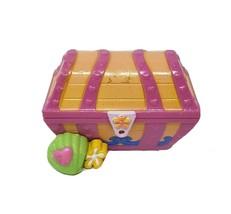 My Little Pony G3 Magnetic Pink & Orange Treasure Chest Opens / Closes Hasbro - $14.03