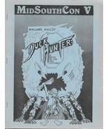 MidSouthCon 1966 Science Fiction Con V Program Book Memphis, TN VERY FINE- - $19.24