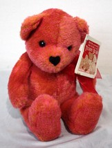AVON PLUSH TALKING THE YEAR OF THE TEDDY BEAR 100TH ANNIVERSARY WITH TAG... - $12.30