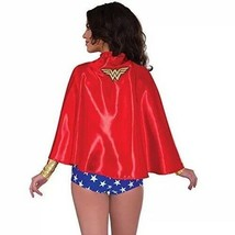 DC Wonder Woman Child Cape by Rubie's Costume Co. Ages 6+ (One Size) - $8.72