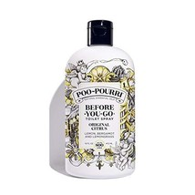 PooPourri Before-You-go Refill Bottle 16 Fl Oz Pack of 1 Clear - $29.82