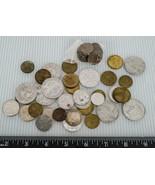Vieux Aléatoire Foreign World Pièce de Monnaie Lot g10 - $45.03