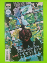 Immortal Hulk #21 First Print Alex Ross Cover NM Marvel 2019 - $3.91