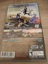 Sony PSP Pursuit Force image 3