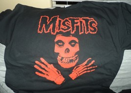 The Misfits - Red Crimson Ghost T-Shirt ~Brand New / Never Worn~ S / 2XL - $16.00