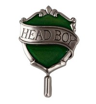 Wizarding World of Harry Potter : Slytherin Head Boy LAPEL COSPLAY Pin -... - $19.99