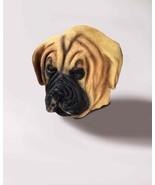 DELUXE QUALITY DOG ADULT LATEX OVERHEAD ANIMAL MASK-FUN@HALLOWEEN & ANYT... - $27.62