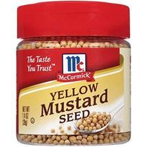 McCormick Mustard Seed, 1.4 oz - $3.95