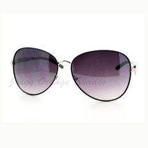 Womens Vintage Retro Designer Fashion Aviator Sunglasses - $9.95