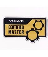 Volvo Certified Master Technician Patch New Mechanic Automotive Hot rod ... - $29.99