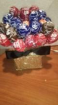 Lollipop Bouquet Dad's Don't Suck - Birthday Gift for Dad - Tootsie Pop ... - £24.71 GBP+