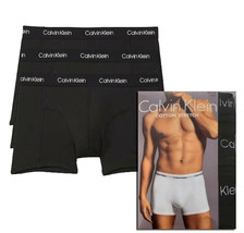 Men's Calvin Klein Underwear Stretch Cotton Blend Classic Fit Trunks 3 Pack