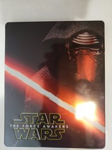 Star Wars: The Force Awakens Best Buy Exclusive  Blu-ray + DVD Steelbook  image 1