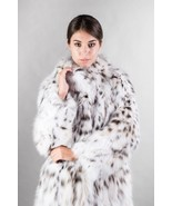 Bobcat  Lynx Fur Coat Snow Queen - $24,750.00