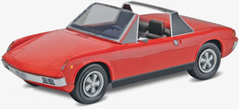 NEW Revell Plastic Model Kit 1972 Porsche 914-6 2'n1 1/25 Scale 914/6 RM... - $26.11