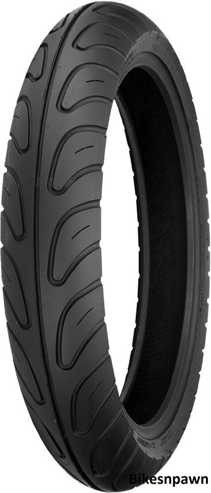 New Shinko 006 Podium Radial 120/70ZR17 Front Motorcycle Performance Tire 58W