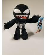 "Venom Posable Plush Flexers New w/Tags Marvel 9"" Figure - $9.85"