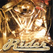 Rider – Rider  CD - $16.99