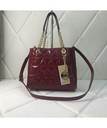 Michael Kors Susannah Small Quilted Leather Tote - $298.00