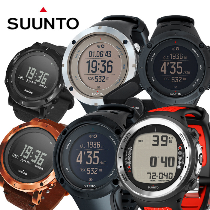 SUUNTO SUUNTO Sport Watches Collection  SALE 4th  Woman-Mens Sport Watch / Heart