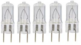 5 Pcs Lamp Bulbs 20W Xenon T4 G8 120V Clear GY8.6 Lse Lighting - Rk - $26.00