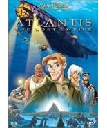 DVD - Atlantis: The Lost Empire DVD  - $11.94
