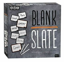 USAopoly Blank Slate Board Game | Perfect for Family Game Night | 3-8 Pl... - $41.56