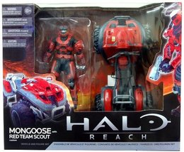 Halo Reach Vehicles: Mongoose Forge World Box Set - $39.60
