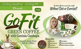 GoFit Slimming Weight-Loss Coffee-All Natural Vegan and Sugar-Free The H... - $15.36