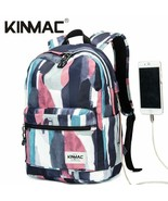 KINMAC® Backpack Laptop Quality Notebook Computer Bag Trendy Fashion Sho... - $52.91