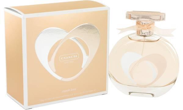 Coach love perfume