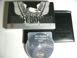 2018 Harley-Davidson Touring Owner's Owners Manual NEW w Leather Pouch & DVD! - $74.25