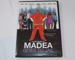 Tyler Perrys Madea Goes to Jail DVD 2009 Full Frame Comedy PG-13 Tyler Perry