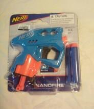 Hasbro Nerf Nanofire Blue Blaster with 3 Elite Darts 83441 - $16.83