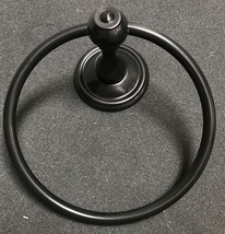 Phylrich KGB40/11B Georgetown Towel Ring - Finish: Antique Bronze - $61.83