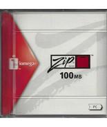 Iomega Zip Disk 100MB Storage - $3.95