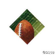 Football Beverage Napkins  - $4.36