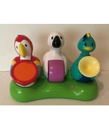 Evenflo Exersaucer Triple Fun Jungle Triple Bird Band Replacement Toy Part  - $14.99