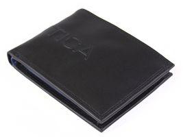 Nautica Men's Genuine Leather Credit Card Billfold Coin Rfid Wallet 31NU130015 image 5