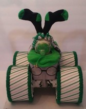 Harry Potter Green and Silver Slithering Snake Four Wheeler Baby Diaper ... - $75.00