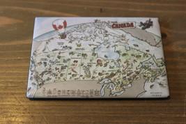 Carte de Canada Réfrigérateur AIMANT - $7.50