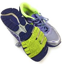 New Balance 860v6 Athletic Running Shoes W860GP8 Purple Green Women's Size 8 US image 7