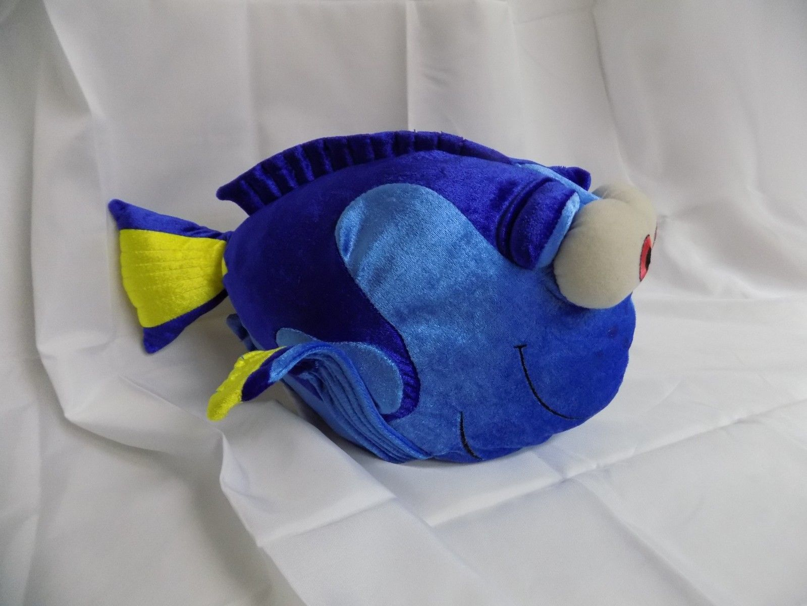 "FINDING DORY PLUSH NEMO STUFFED ANIMAL DOLL LARGE 15"" FISH DISNEY PIXAR TOY"