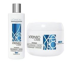 L'Oreal Professional X-tenso Care Straight Shampoo 250ml & Masque 196g C... - $57.43