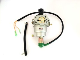 Rep Carburetor Carb with Solenoid for Honda GX240 8HP GX270 9HP Generato... - $36.15